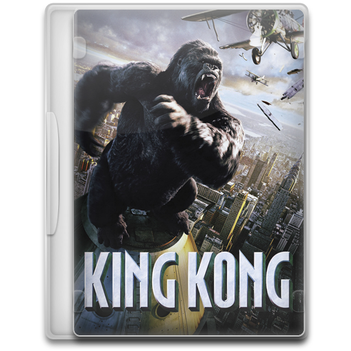 King Kong Icon Movie Mega Pack Iconset