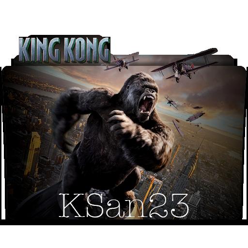 King Kong Icon