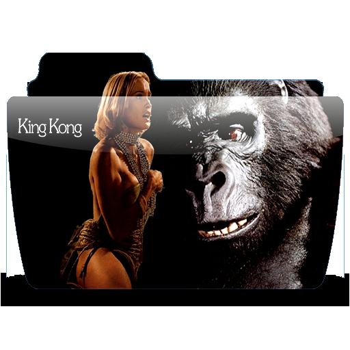 King Kong Movie Folder Icon
