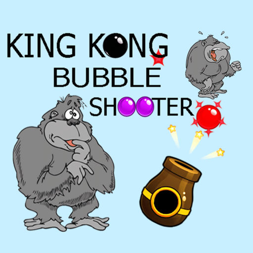 Kingkong Bubble Shooter
