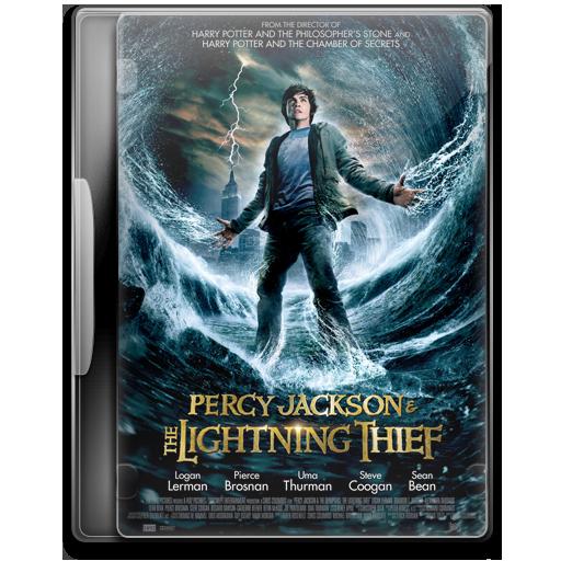 Percy Jackson The Olympians The Lightning Thief Icon Movie Mega