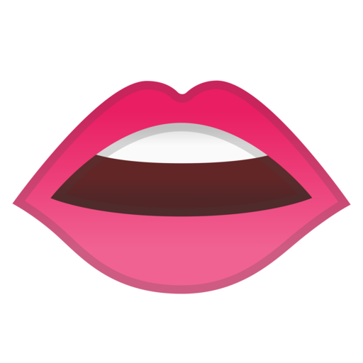Collection Of Free Transparent Lips Emoji Download On Ui Ex