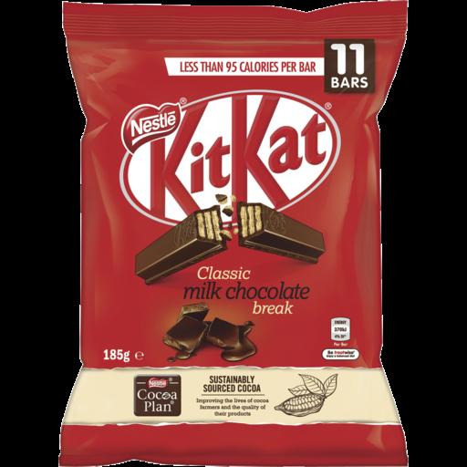 Kit Kat Kitkat Milk Choc Fun Pack