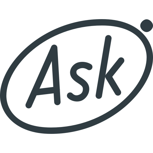 Ask, What, Question Icon