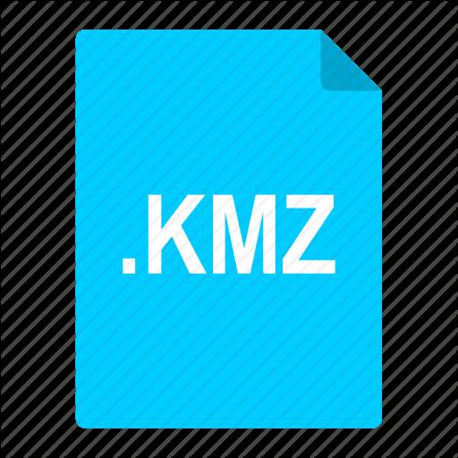 Bookmarks, Earth, File, Format, Google, Kmz Icon