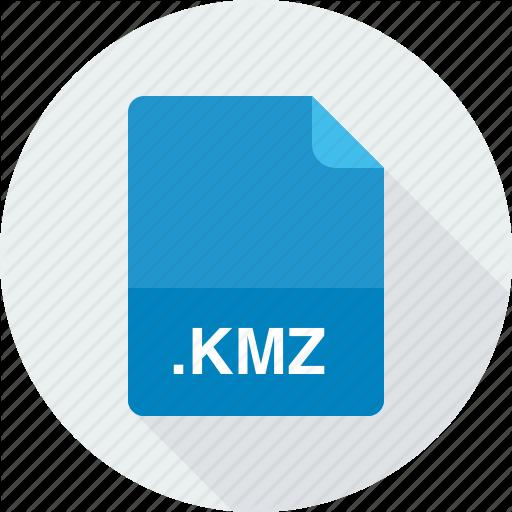 Gis File, Google Earth Placemark File, Kmz Icon