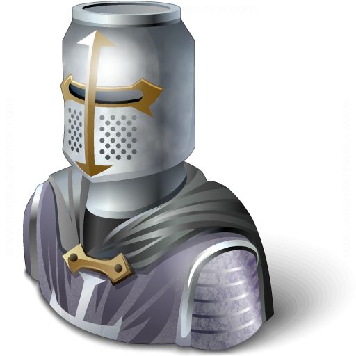 Iconexperience V Collection Knight Icon