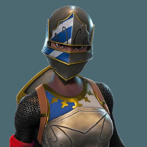 Royale Knight Fortnite Skin Tracker