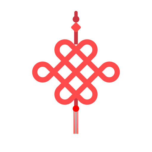 Chinese Knot, Knot, Slipknot Icon With Png And Vector Format