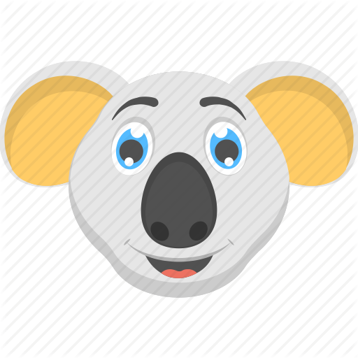 Baby Animal, Baby Koala Bear, Koala Bear Face, Pet Animal, White
