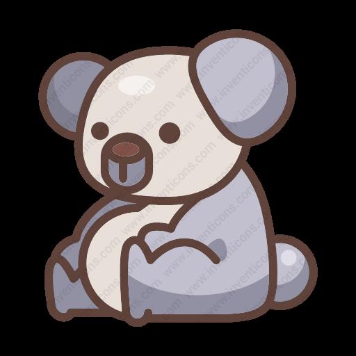 Download Koala Icon Inventicons