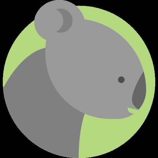 Wildlife, Mammal, Koala, Zoo, Animal Kingdom, Animals Icon
