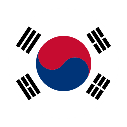 South Korea Icon With Png And Vector Format For Free Unlimited