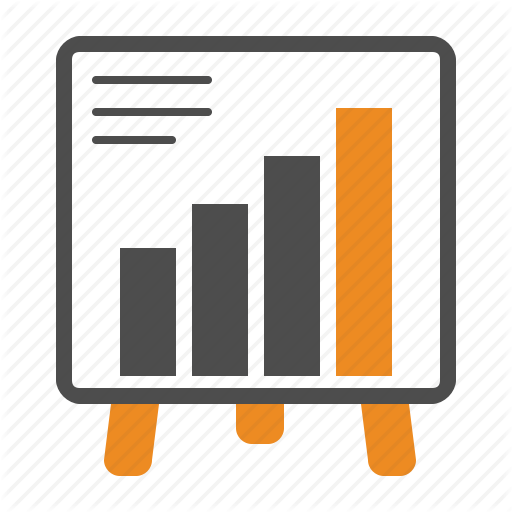Analytics, Bar, Charts, Dashboard, Kpi, Report Icon