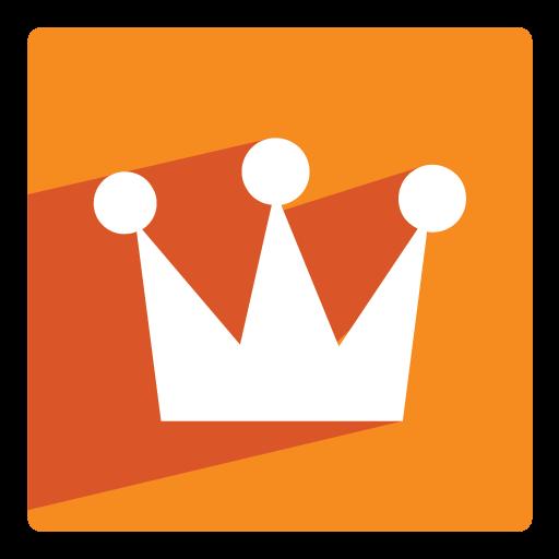 Cropped Crown Icon Kraken