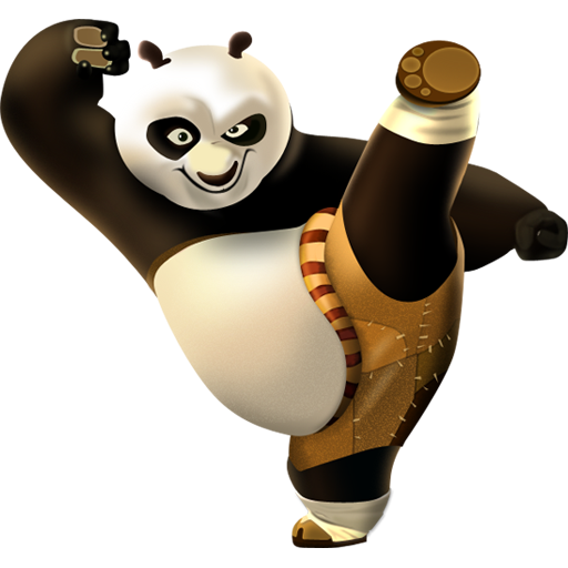 Disney, Kung, Fu, Panda Icon Free Of Disney Icons