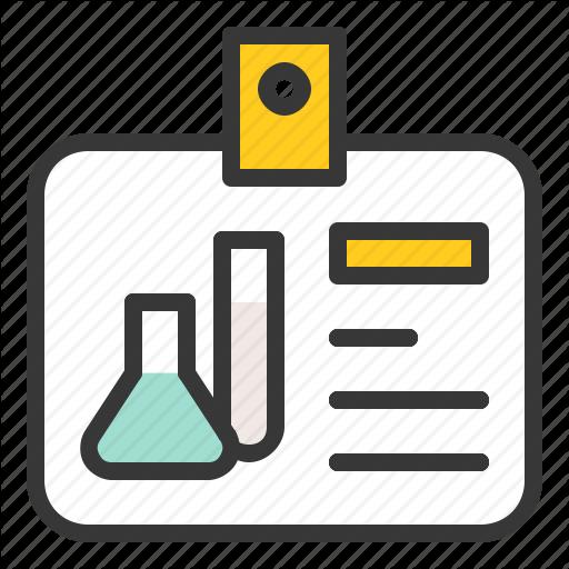 Card, Chemistry, Equipment, Lab, Laboratory, Science Icon