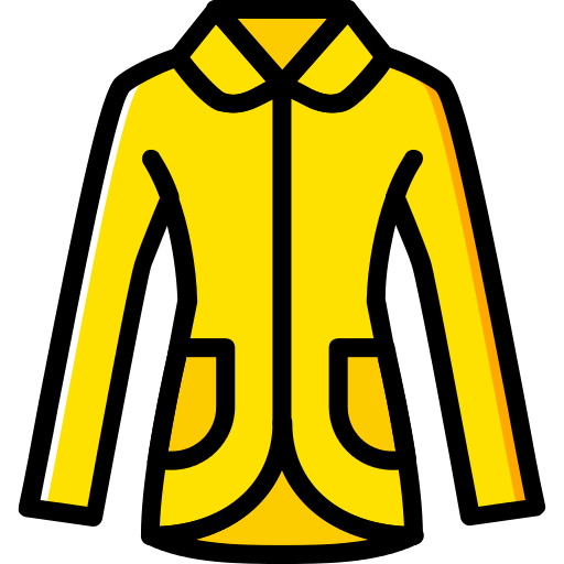 Coat Clothes Png Icon