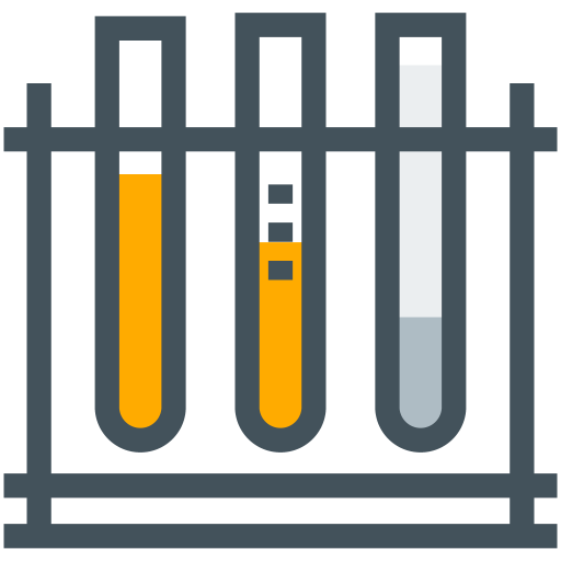 Test, Lab, Tubes, Sciencie, Scientific Icon Free Of Science Line Icons