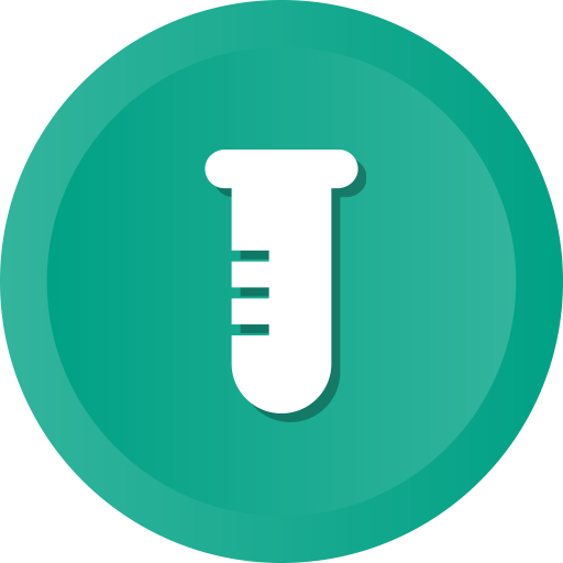 Laboratory, Medical, Biology, Science, Test Tube, Blood Test Icon