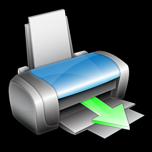 Download Printer Computer Icons Hewlett Packard Printing Print