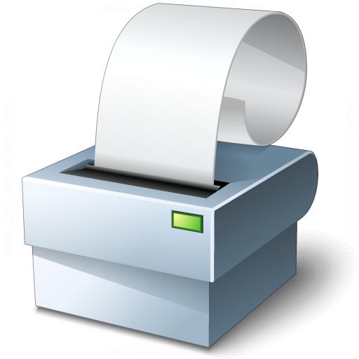 Label Printer Icon Free Icons