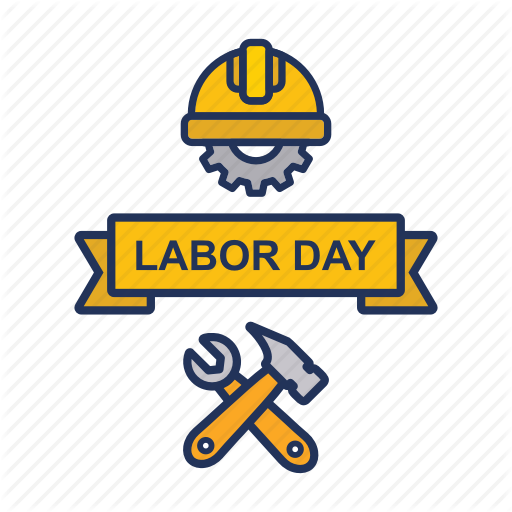 Day, Labor, Labour, May Icon