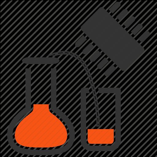 Analysis, Analyze, Chemical, Chip, Equipment, Lab, Laboratory Icon