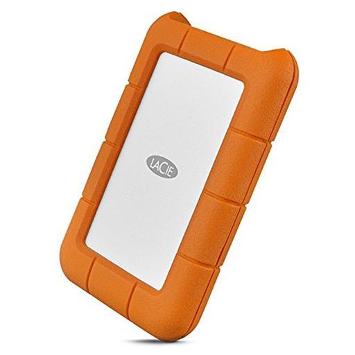 Lacie Rugged Secure Usb C All Terrain Encrypted Portable Hard