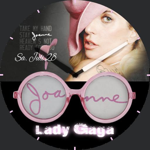 Lady Gaga For Huawei Watch