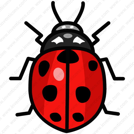 Download Animal,insect,ladybird,ladybug Icon Inventicons
