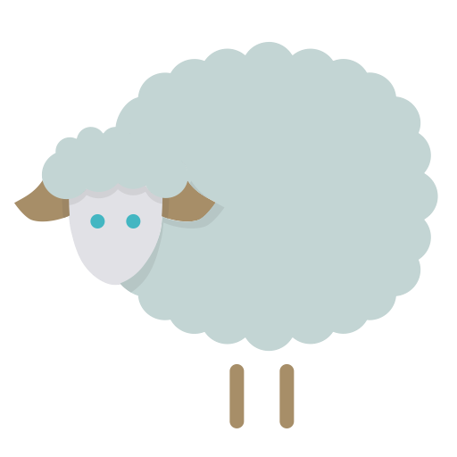 Easter, Livestock, Herd, Lamb, Sheep, Spring, Animal Icon