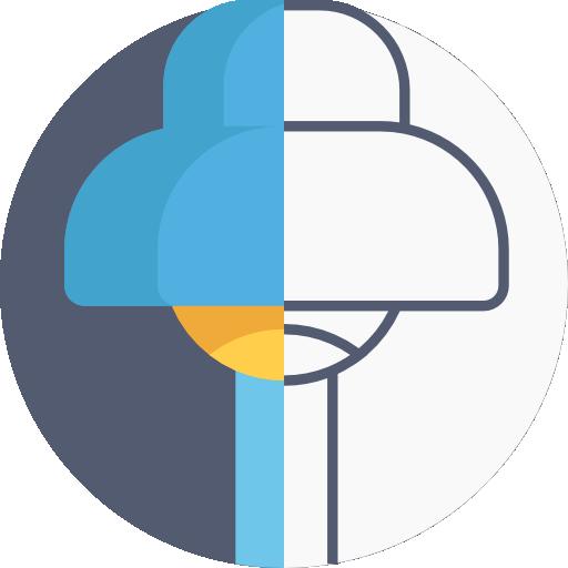 Lamp Icon Creative Process Freepik