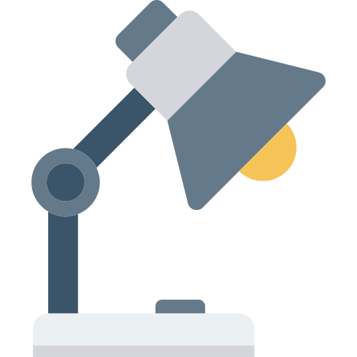 Desk Lamp Lamp Png Icon