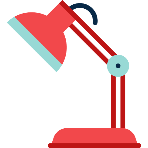Desk Lamp Png Icon