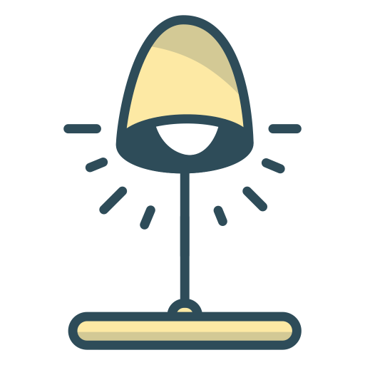 Lamp Icon Office Iconset Vexels