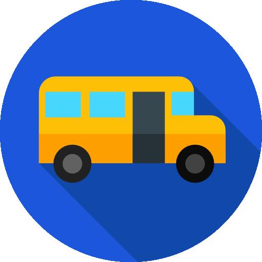 Bus Icon Education Freepik