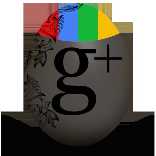 Google Plus Icon Egg Social Iconset Land Of Web