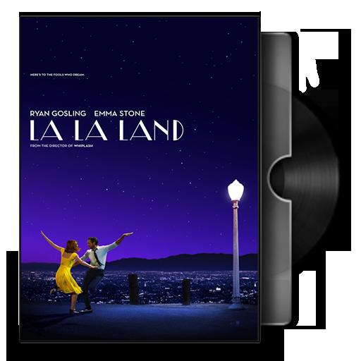 La La Land Folder Icon