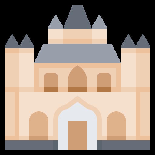Building, Burgos, Cathedral, Landmark Icon Free Of Landmark