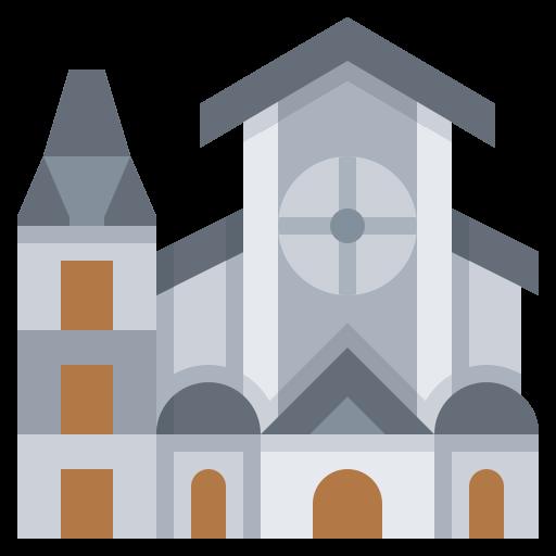 Building, Chist, Church, Landmark Icon Free Of Landmark
