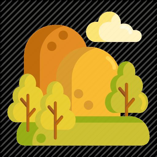 Environment, Landscape, Landscaping, Nature Icon