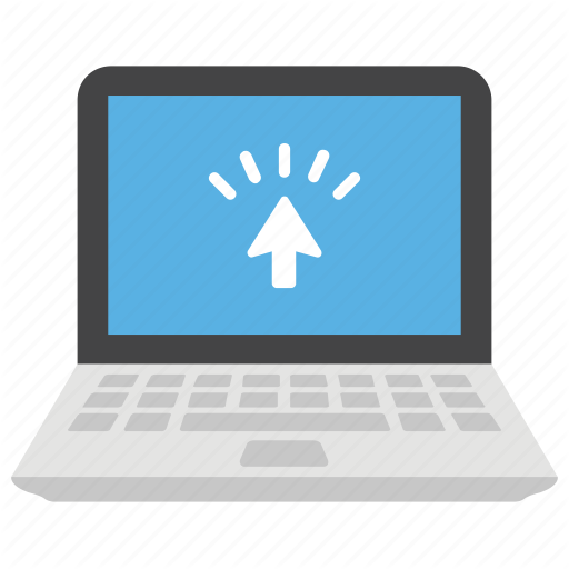 Computer, Laptop, Machine, Notebook, Notepad, Technology Icon