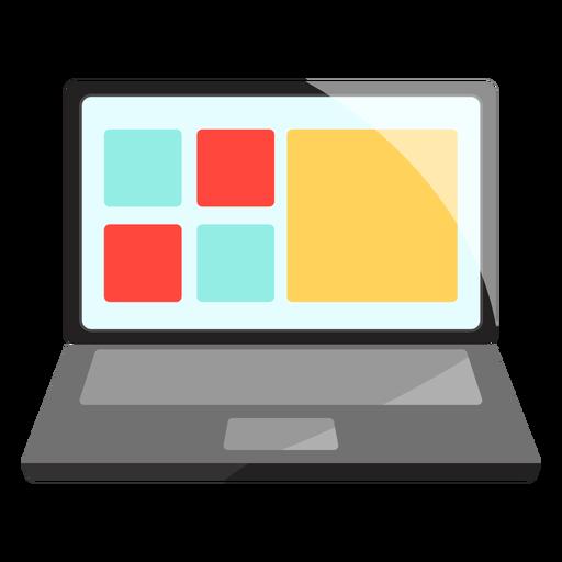 Computer Laptop Icon