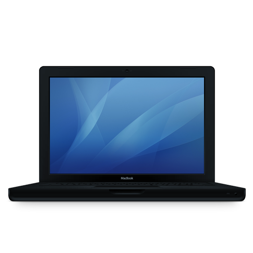 Macbook Black Icon Free Download As Png And Icon Easy