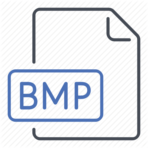 Bitmap, Bmp, Extension, File, Format, Image Icon