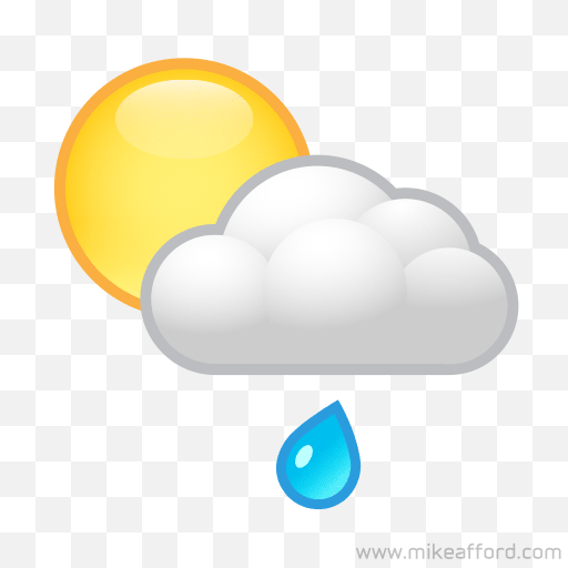 Weather Icon Set Cc Mike Afford Media