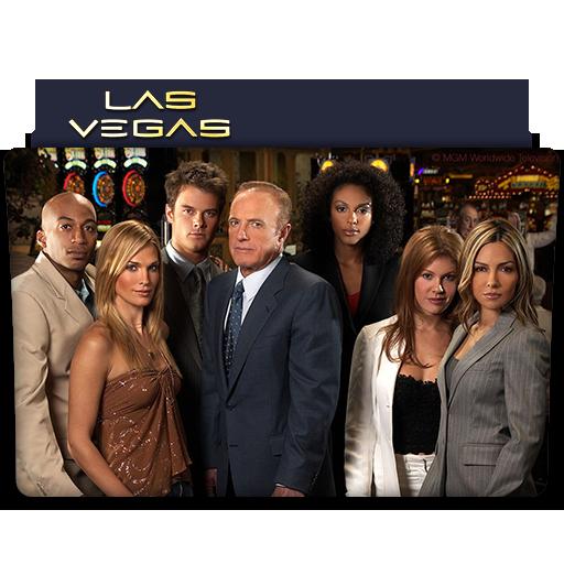 Las Vegas Tv Series Folder Icon