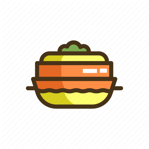 Food, Lasagna, Pasta Icon