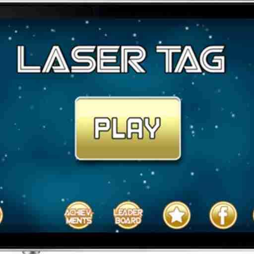 Laser Tag!!! Iphone Game Josh Wright